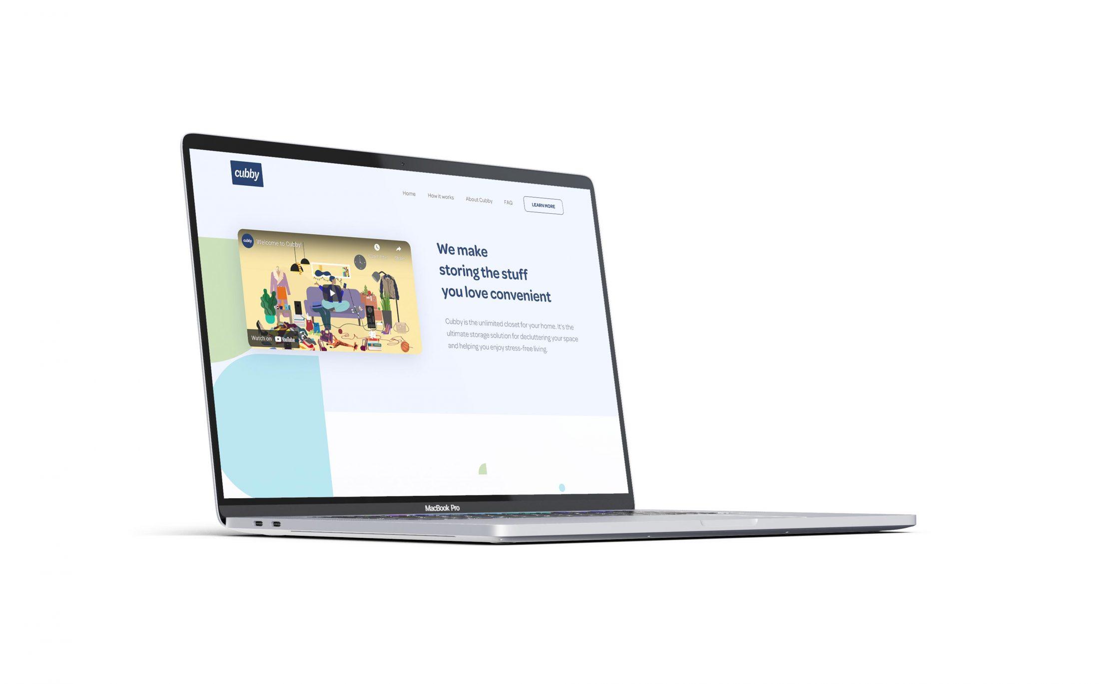Cubby website