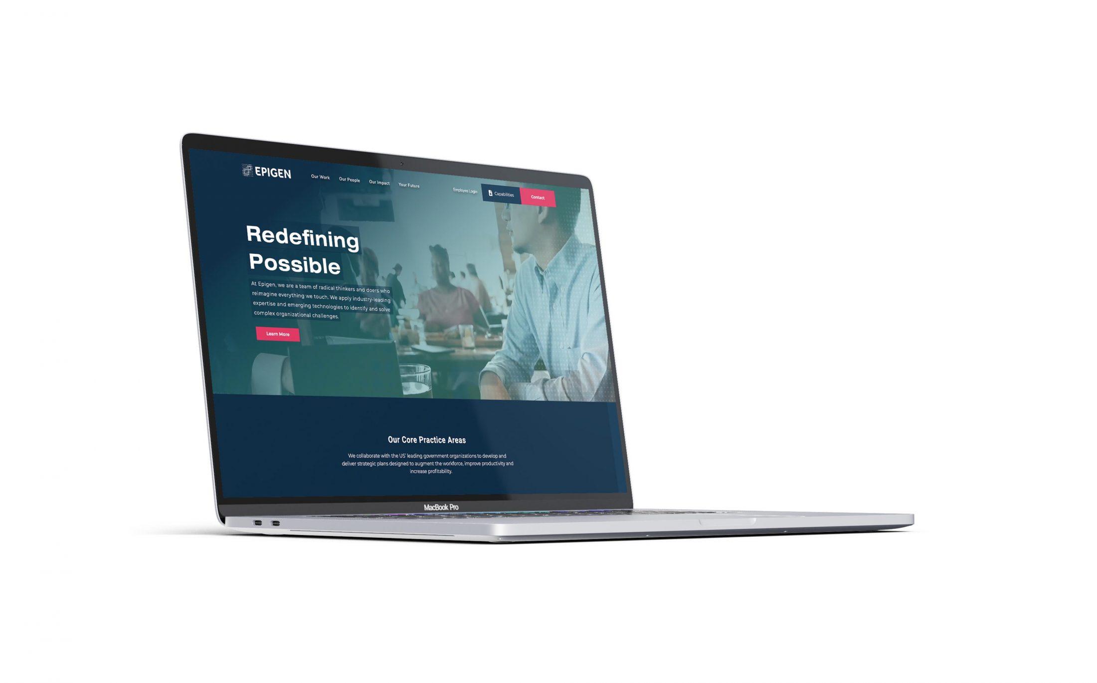 Epigen website